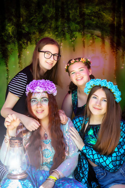 Magical Momma Faye & Her Enchanting Trib