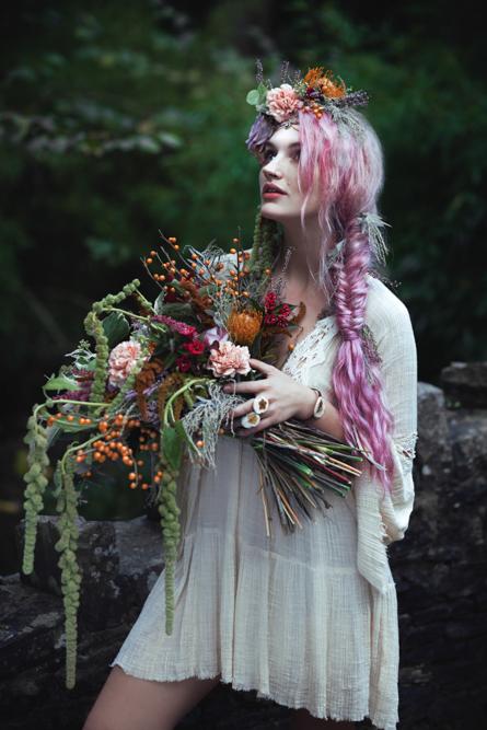 Within Her Garden