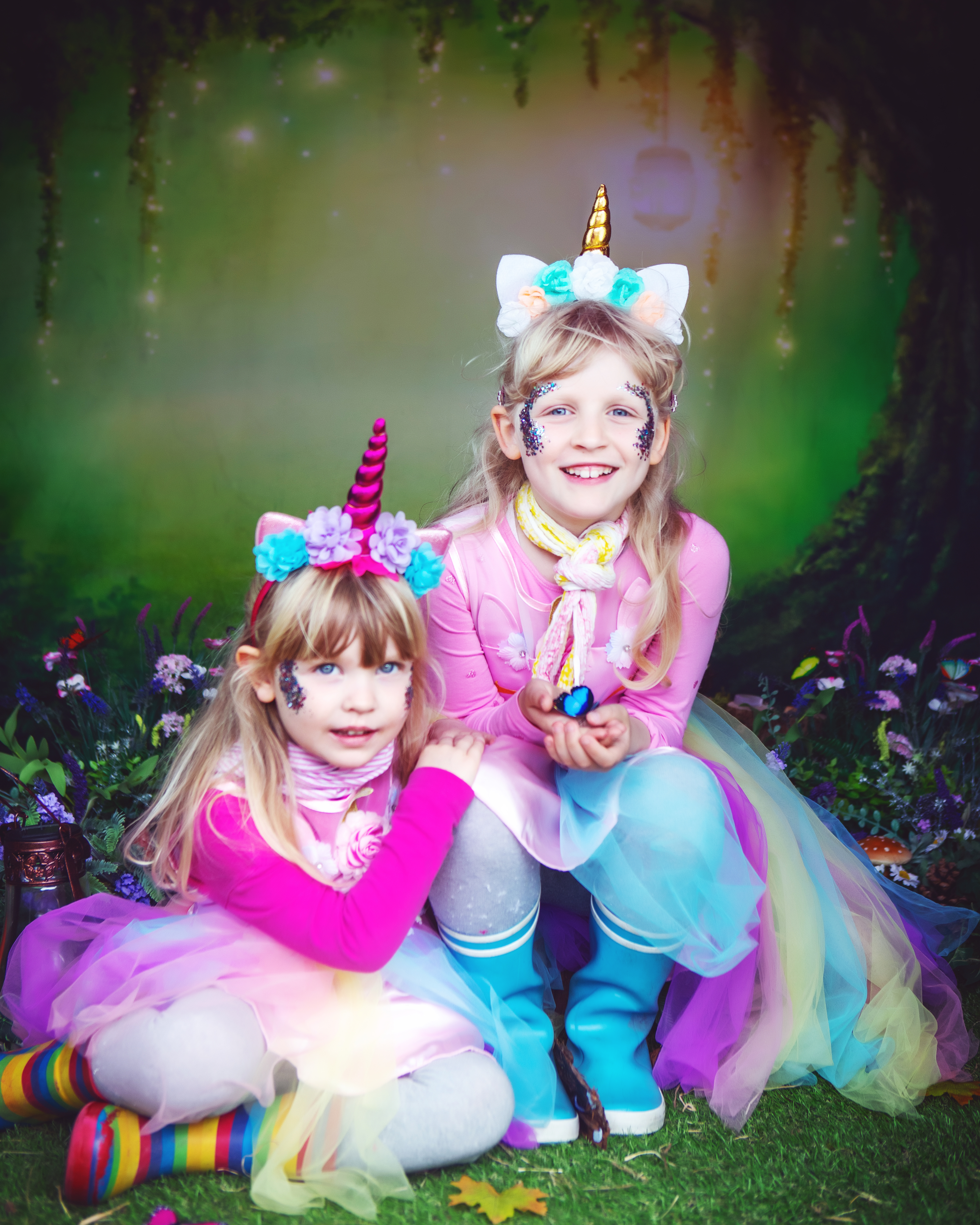 Amelia & Isabell @3 Wishes Fairy Fes