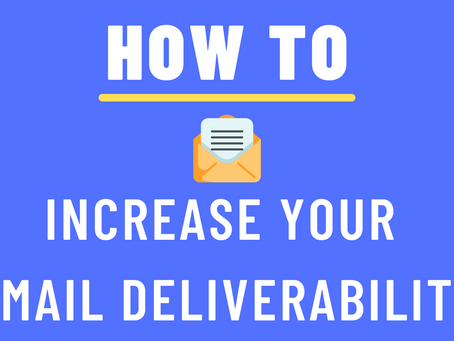 Email Deliverability 101