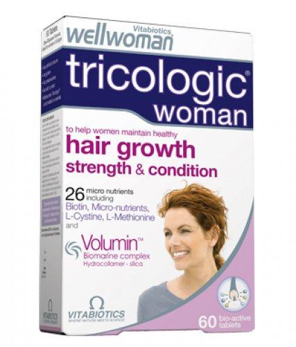 Vitabiotics Wellwoman Tricologic Tablets (60 tabs)