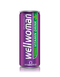 Vitabiotics Wellwoman Drink (250 ml)