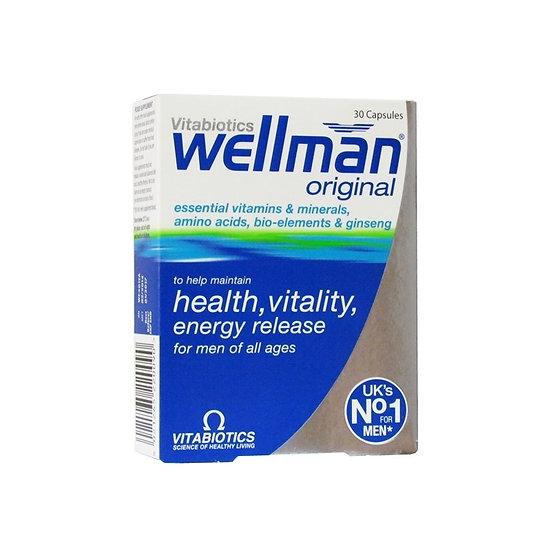 Vitabiotics Wellman Original (30 Capsules)