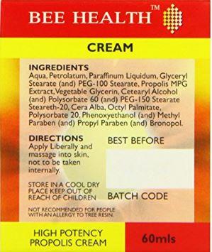 Bee Health Propolis Cream (60 ml)