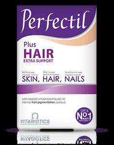 Vitabiotics Perfectil Plus Hair (60 Tablets)