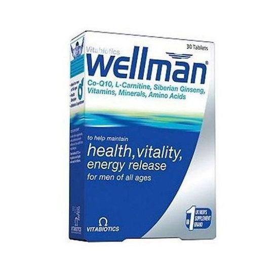 Vitabiotics Wellman Original (30 Tablets)