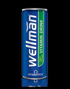 Vitabiotics Wellman Drink (250 ml)