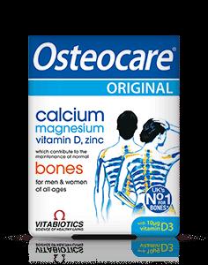 Vitabiotics Osteocare Original (30 Tablets)