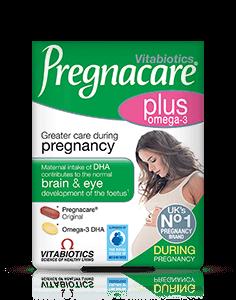 Vitabiotics Pregnacare Plus (56 Tablets/Capsules)