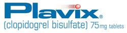 Plavix (clopidogrel) 75mg