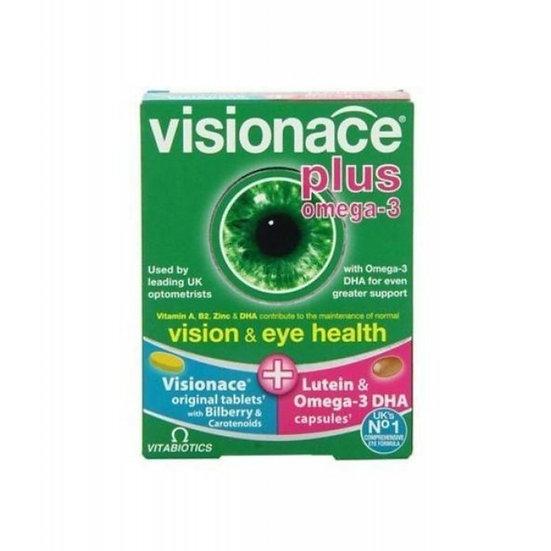 Vitabiotics Visionace Plus (56 Capsules)