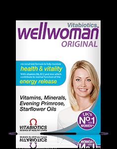 Vitabiotics Wellwoman Original (30 Capsules)