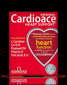 Vitabiotics Cardioace (30 Tablets)