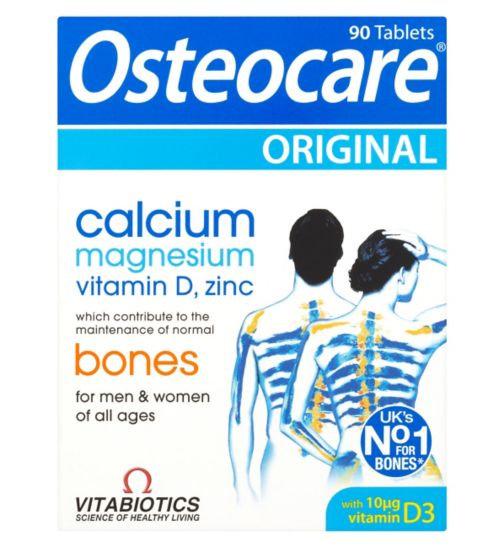 Vitabiotics Osteocare Original (90 Tablets)