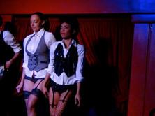 Accept Variety Burlesque Act