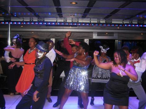 Live at the Masquerade Ball