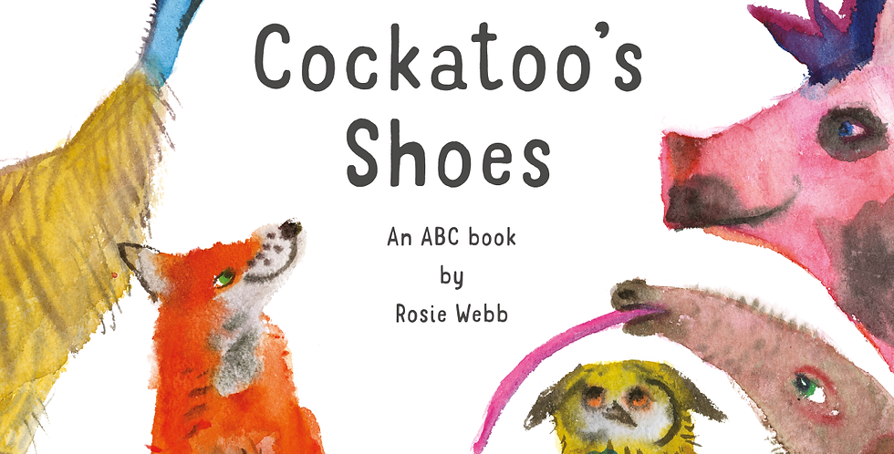 The Cockatoo's Shoes, Children's Book