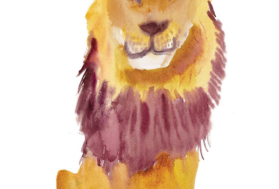 Lion King Print