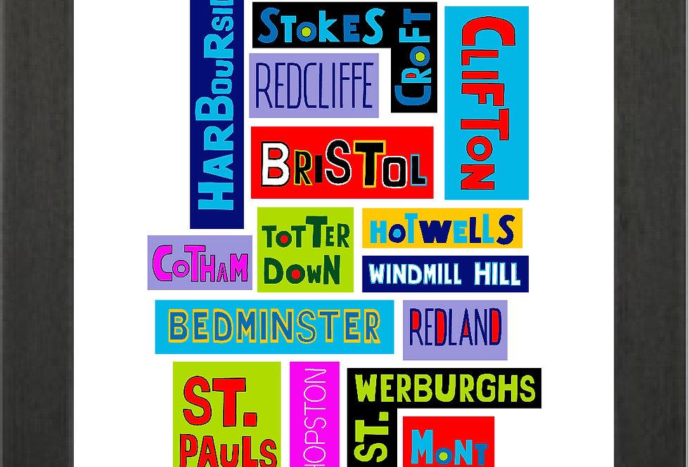 Bristol Places