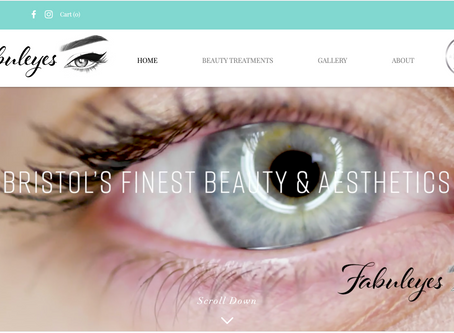 Fabuleyes Beauty Academy, Clifton Village - Bristol.