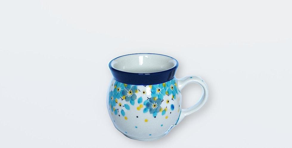 Small Woodsman Mug in Summer Flowers 200ml
