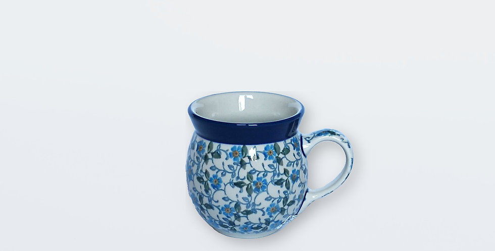 Small woodsman mug in Forget Me Not 200ml