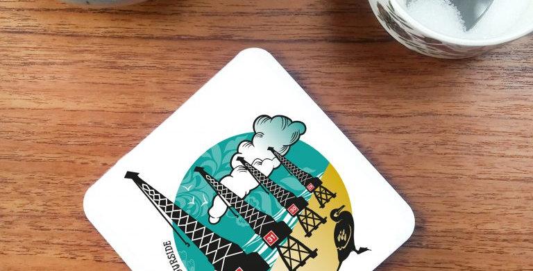 Bristol Harbourside coaster