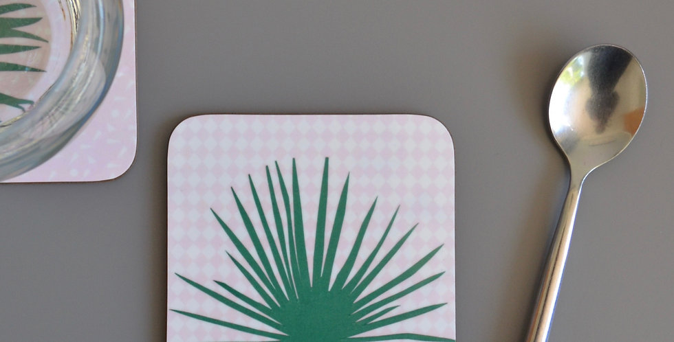 Fan Palm Coster