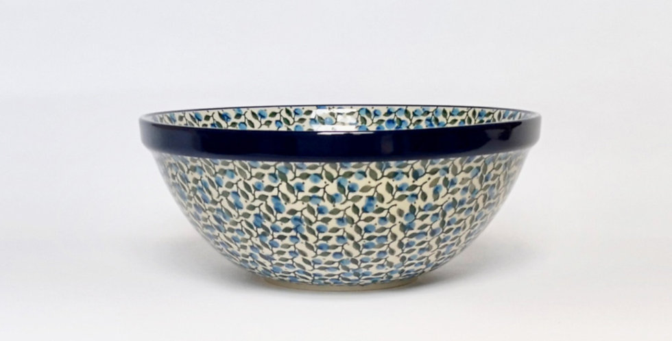 Medium Serving Bowl in Sloe Berry 24cm
