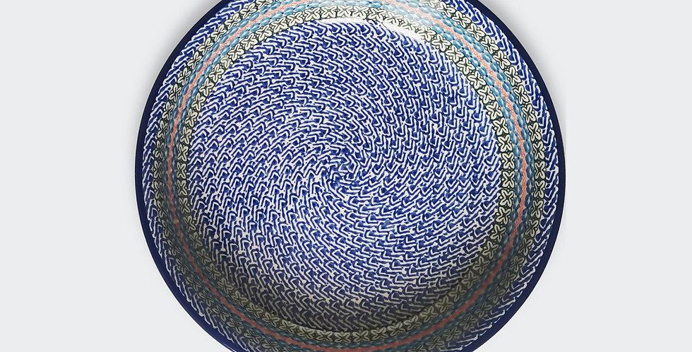Round baking dish in Ithaca 27cm