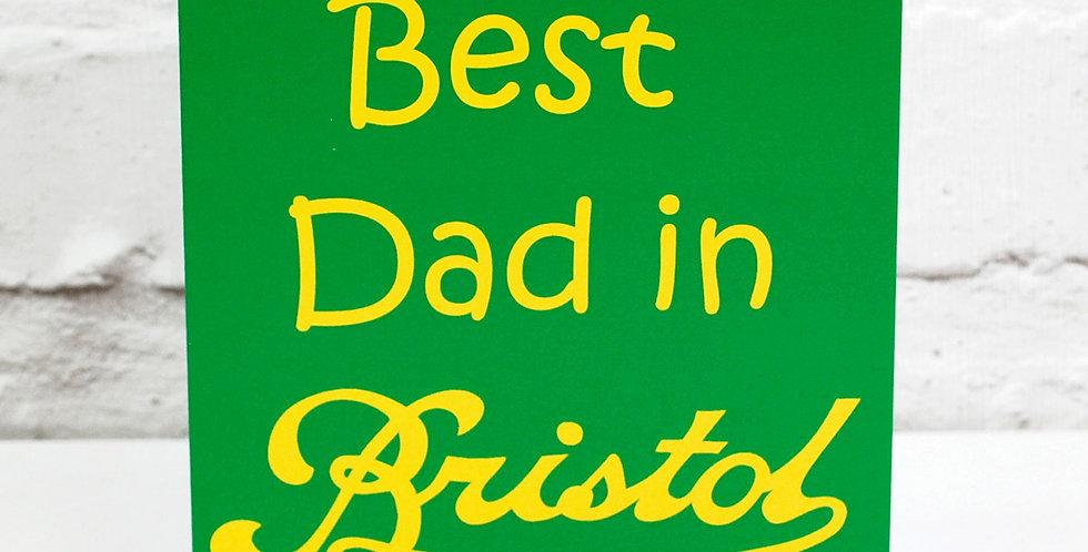 Best Dad in Bristol