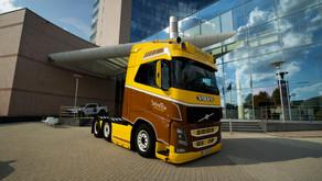 [Schrijf je hier in] Heb jij de mooiste Volvo Truck van België?
