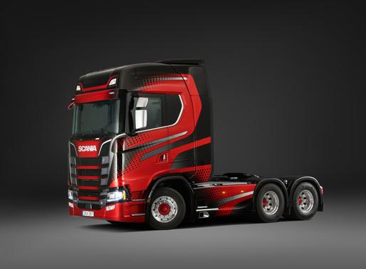 [Inscrivez-vous] Avez-vous le plus beau camion Scania de Belgique ?