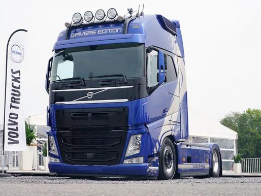 [Inscrivez-vous] Avez-vous le plus beau camion Volvo de Belgique ?