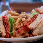 Schemengees Bar and Grille Lewiston ME 207-777-1155, BLT Sandwhich