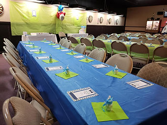 Baby Shower Party Room Rental at Schemengees Bar & Grille Lewiston Me