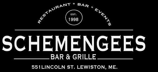 Restaurant | Schemengees Bar & Grille | Lewiston, Me