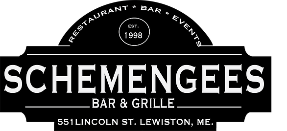 Restaurant | Schemengees Bar & Grille | Lewiston, Me