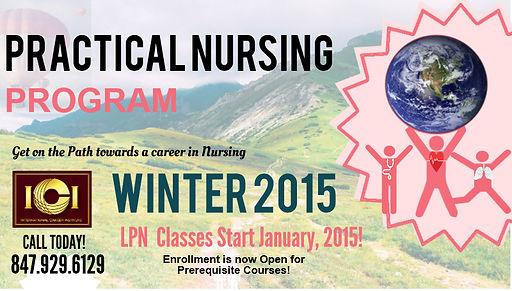 LPN School in Chicago | Practical Nursing Program Chicago, Illinois