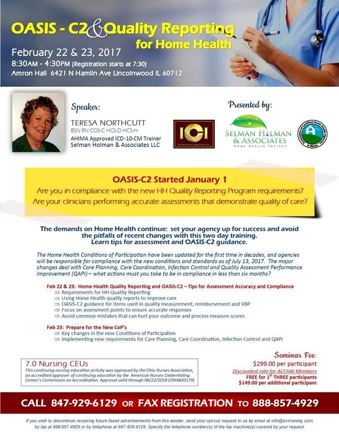 oasis c2 seminar in Chicago, oasis c2 training in Chicago, Oasis c2 chicago Illinois, oasis c2 seminar in chicago Illinois,