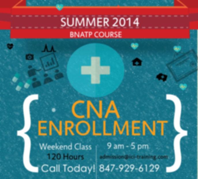 BNATP COurse CNA Class School Chicago