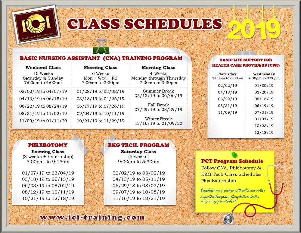 CNA classes chicago, pct classes chicago, pct training chicago, pct certification chicago, basic nursing training chicago, cna classes chicago