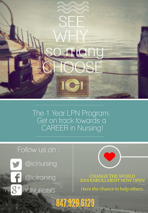 Enrollment for Summer 2014 Nursing School LPN School Program