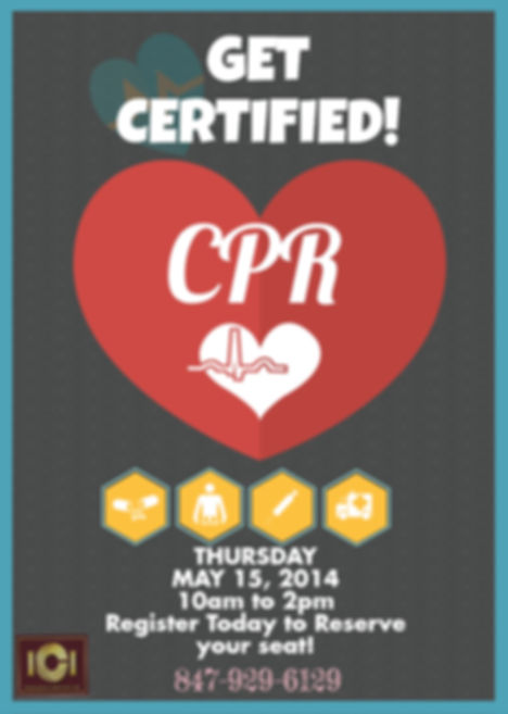 CPR Certification COurse in Illinois