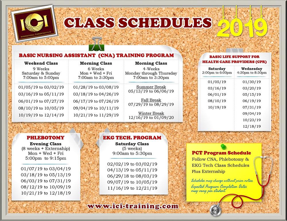 cna classes chicago, pct schools chicago, pct certification chicago, cna certification chicago