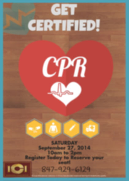CPR Certification Classes in Chicago, Illinois