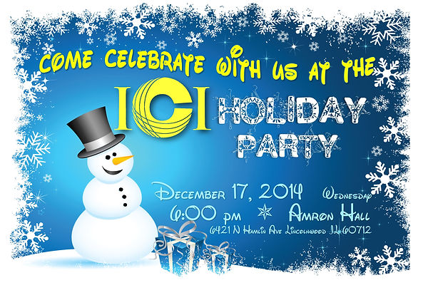 ICI LPN and CNA school Holiday party in Chicago, Illinois