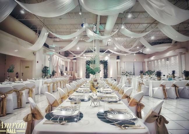 Amron Hall Skokie Banquet Hall Chicago 2