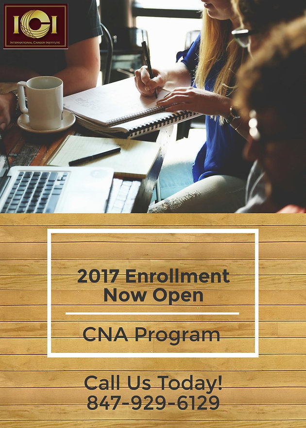 Cna Jobs Cna Class Schedules Chicago Il 2017 Cna School Pct