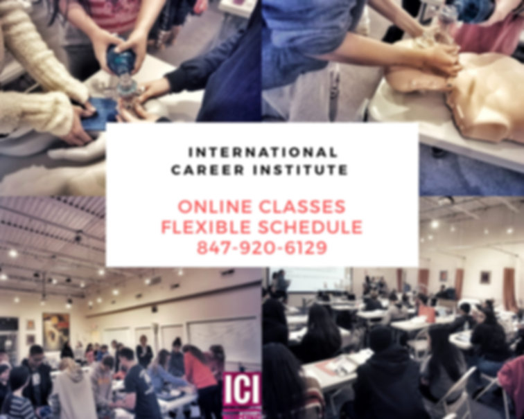 Online CNA Classes Chicago Illinois 2019